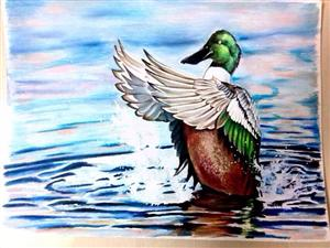 licheng duck stamp