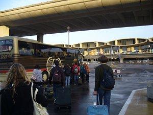 L'aeroport de Charles de Gaulle