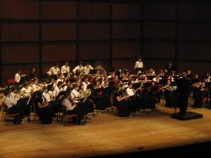 NP Concert Band