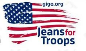 Jeans for Troops