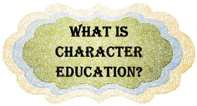 what is character ed