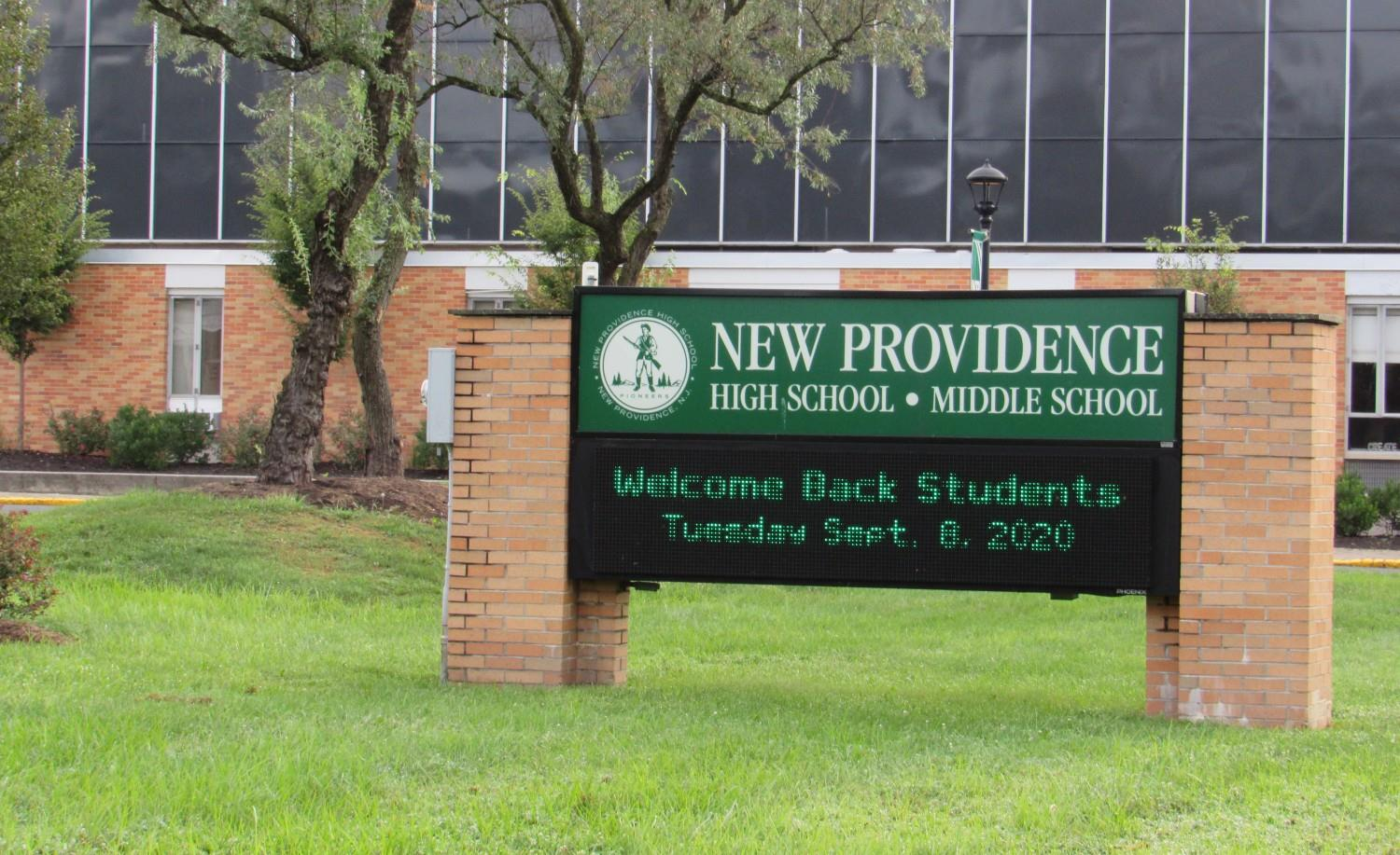 New Providence School District Overview