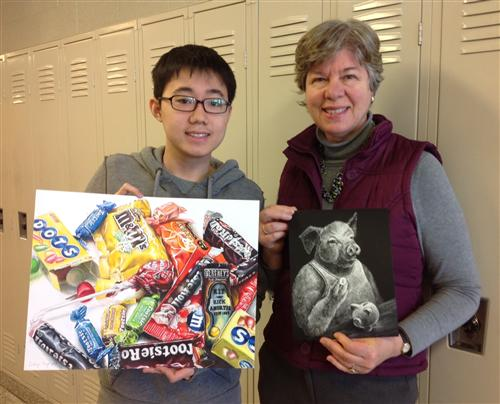 Licheng Yang and Ms. Celler
